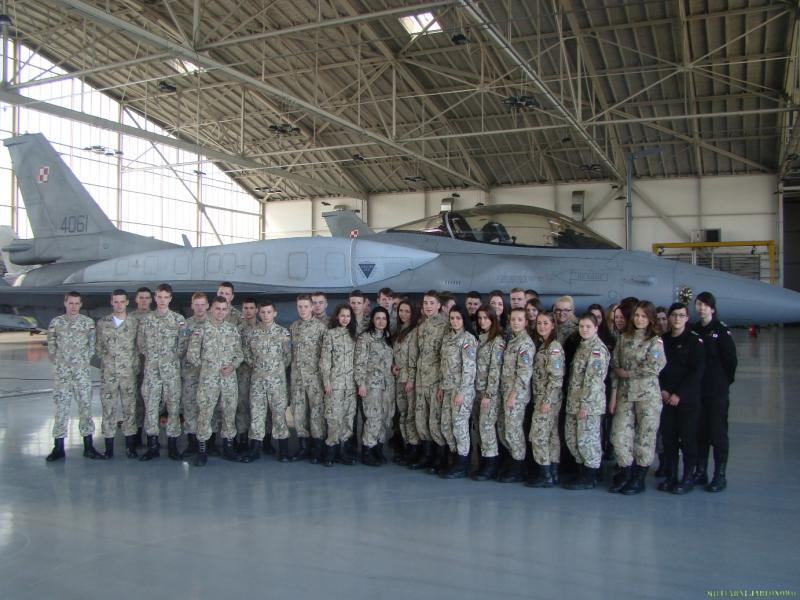 Liceum ogólnokształcące o ukierunkowaniu służby mundurowe
