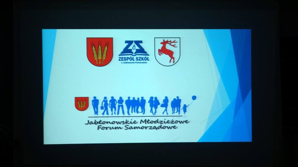 Jabłonowskie Młodzieżowe Forum Samorządowe