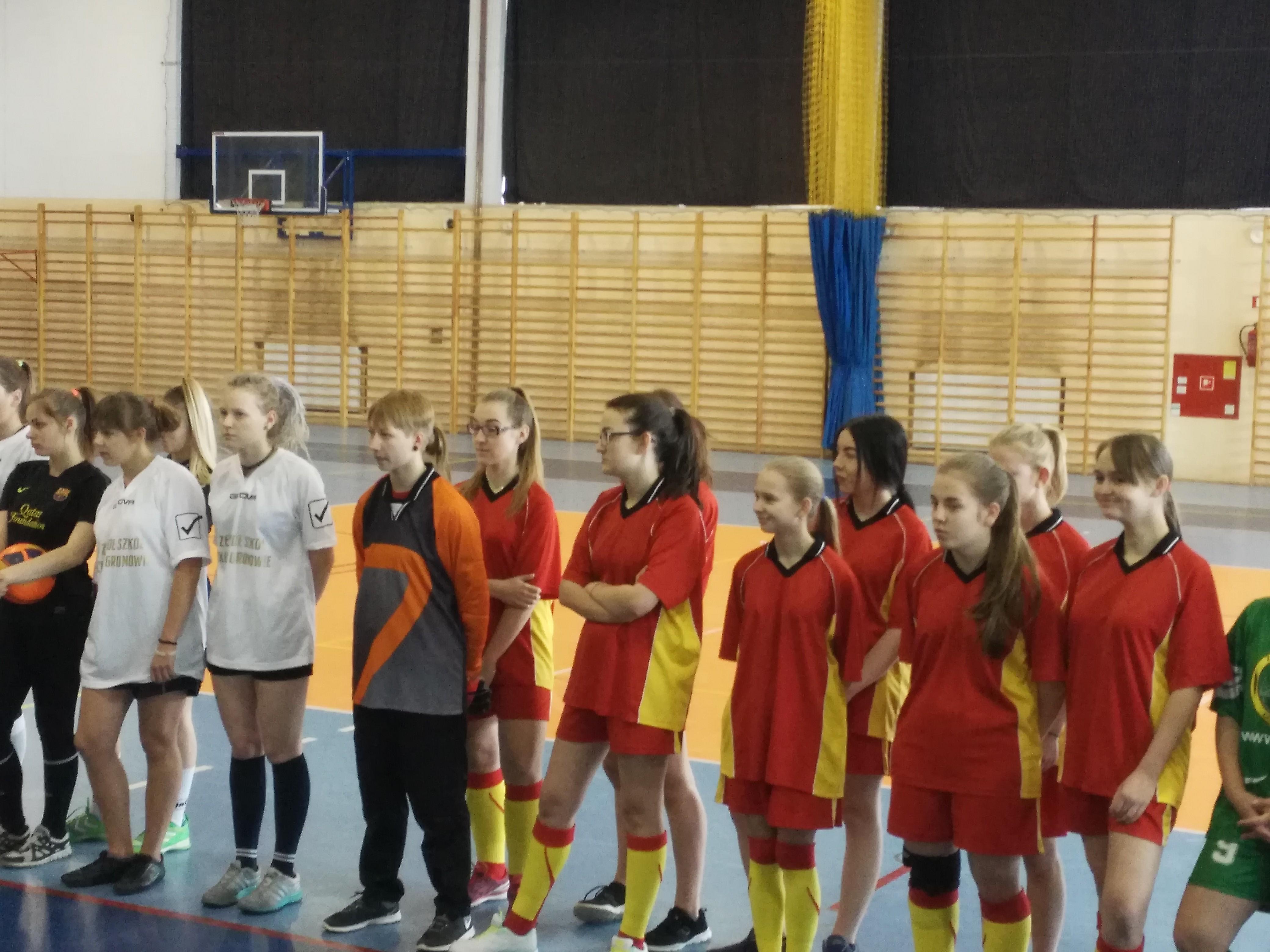 II Turniej Piłki Nożnej Dziewcząt o Puchar Dyrektora Centrum Kształcenia Zawodowego i Ustawicznego w Brodnicy