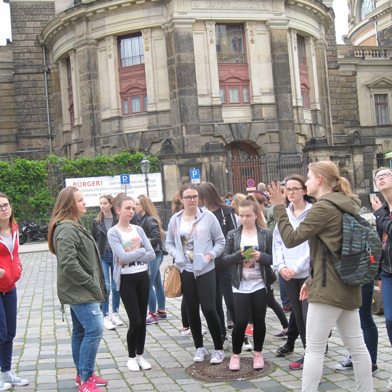 Jabłonowscy uczniowie technikum na praktykach w Niemczech