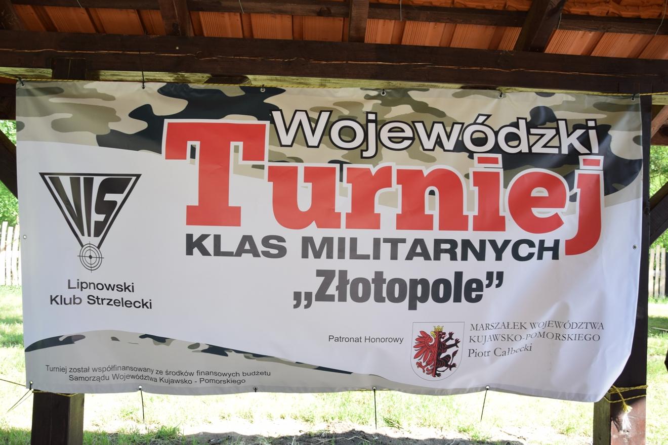 """Mundurowcy z ZS Jabłonowo Pom. trzecią drużyną na Wojewódzkim Turnieju Klas Militarnych """"Złotopole 2017"""""""