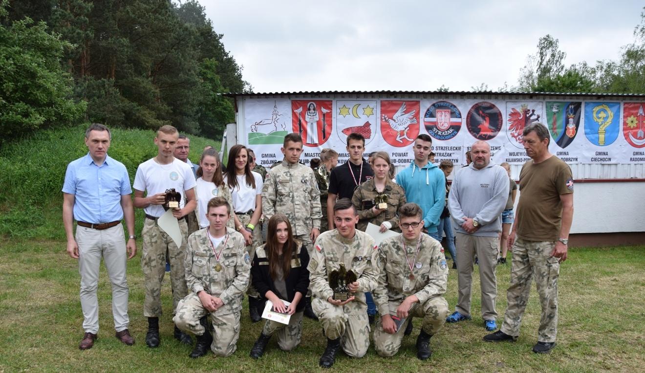 Wojewódzka Liga Strzelecka LOK Strażak – Golub – Dobrzyń 2017