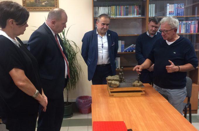 Spotkanie w sprawie budowy pomnika  bł. M. M. Karłowskiej – Patronki naszego miasta