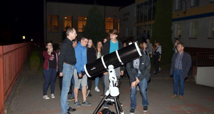 V Noc w Szkole z Astrobazą…