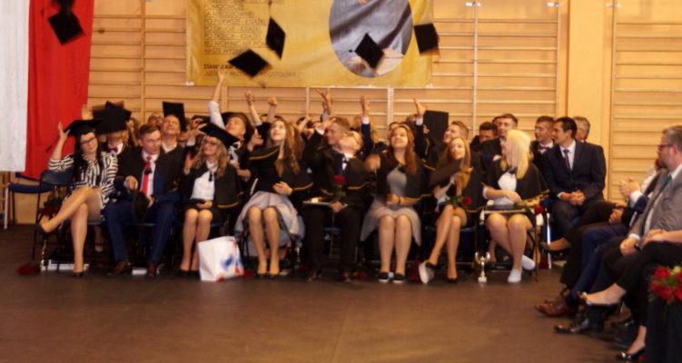 Pożegnanie absolwentów Anno Domini 2018
