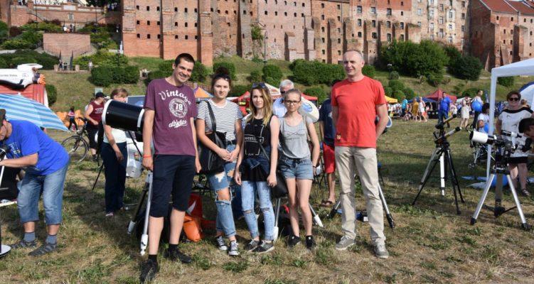Astrofestiwal w Grudziądzu