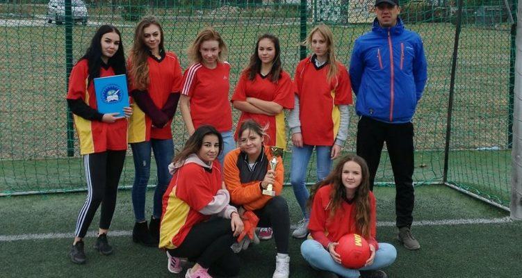 III Turniej Piłki Nożnej Dziewcząt o Puchar Dyrektora CKZiU w Brodnicy
