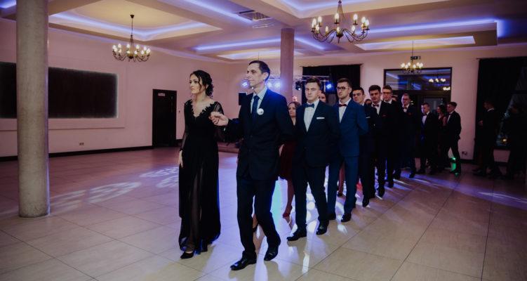 Studniówka uczniów Zespołu Szkół w Jabłonowie Pomorskim Anno Domini 2019