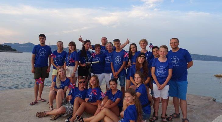 Wakacyjny obóz astronomiczno-żeglarski w Chorwacji