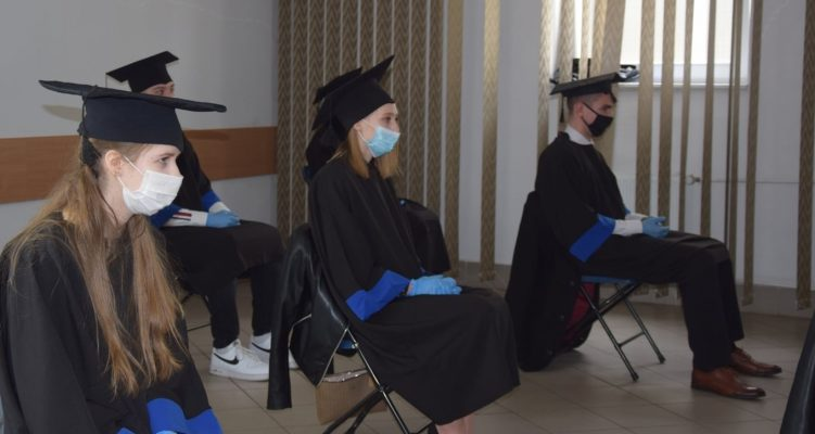 Pożegnanie absolwentów Liceum Ogólnokształcącego